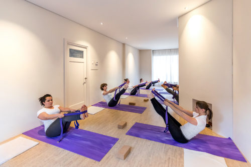 Dananda yoga, Yogastudio Utrecht, Hatha en vinyasa